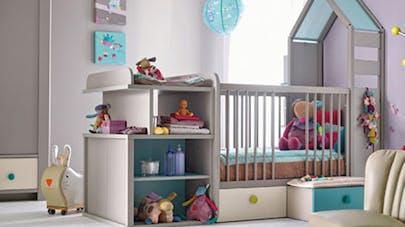 Chambre enfant : des idées de mobilier évolutif | PARENTS.fr