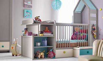 Déco : les chambres enfants évolutives