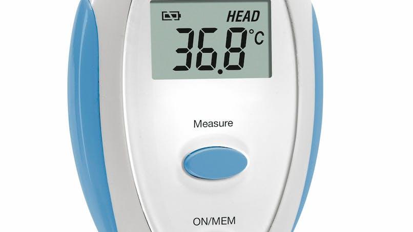 Thermomètre Easy Touch de Chicco