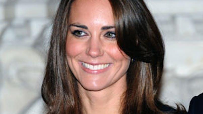 Kate Middleton enceinte : le prince William dément les   rumeurs