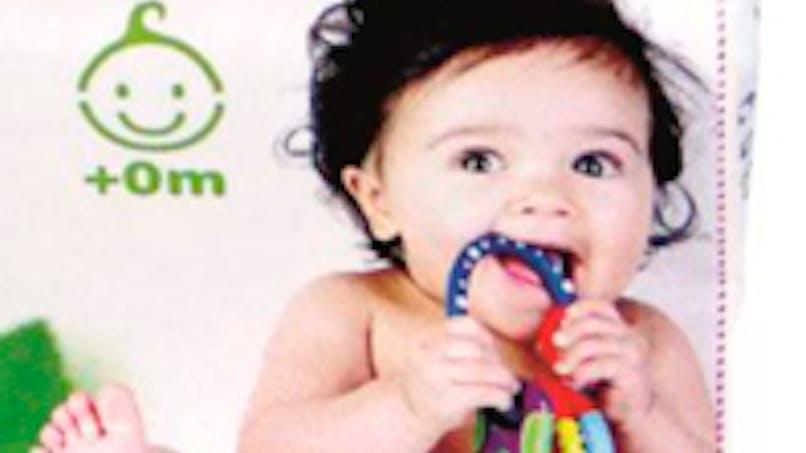 Lingettes antibactériennes : des précautions avec les   bébés