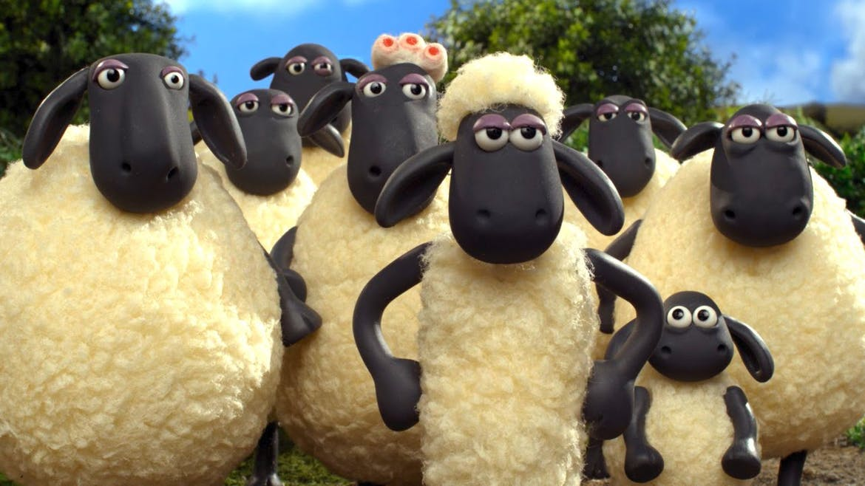 « Shaun le Mouton »