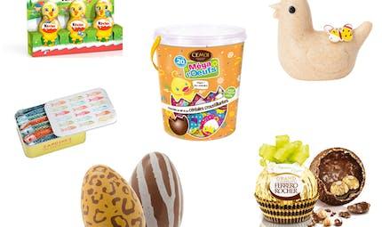 Chocolats de Pâques : les gourmandises pour   enfants