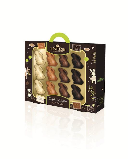 Les Petits Lapins Révillon Chocolatier
