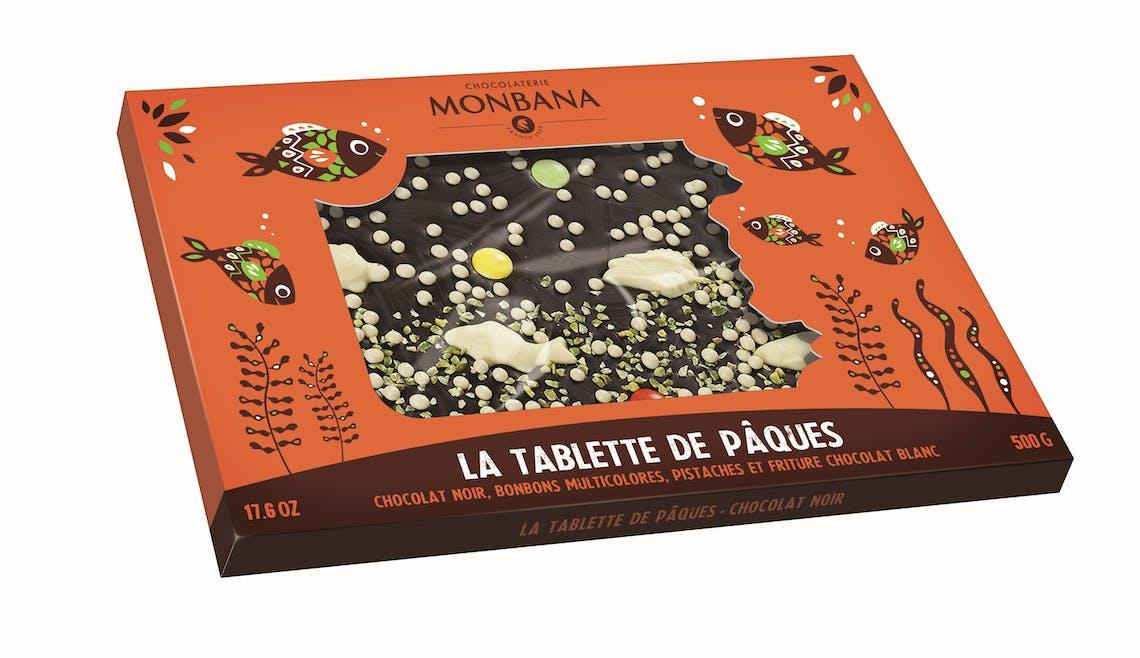 Tablette de Pâques Monbana