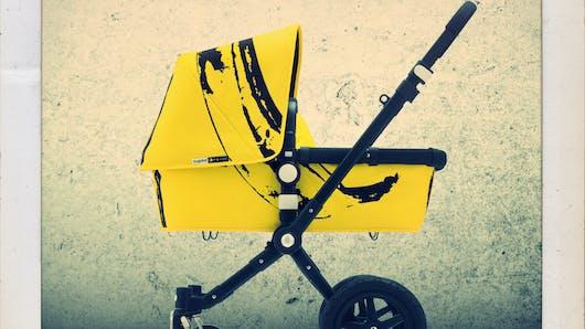 En édition limitée, Bugaboo célèbre Andy Warhol et le  Velvet Underground