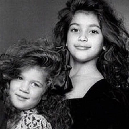 Les sœurs Kardashian