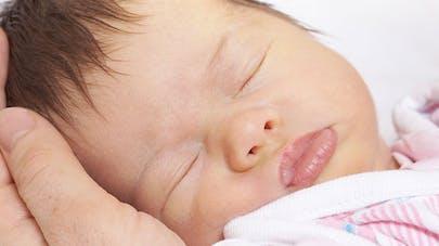 bébéallongée