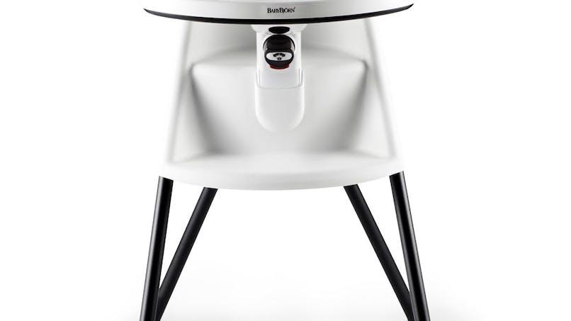 Chaise haute BabyBjörn : simplissime
