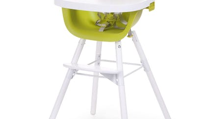 Chaise haute Evolu Childhome de Kadolis : 100 %   innovante