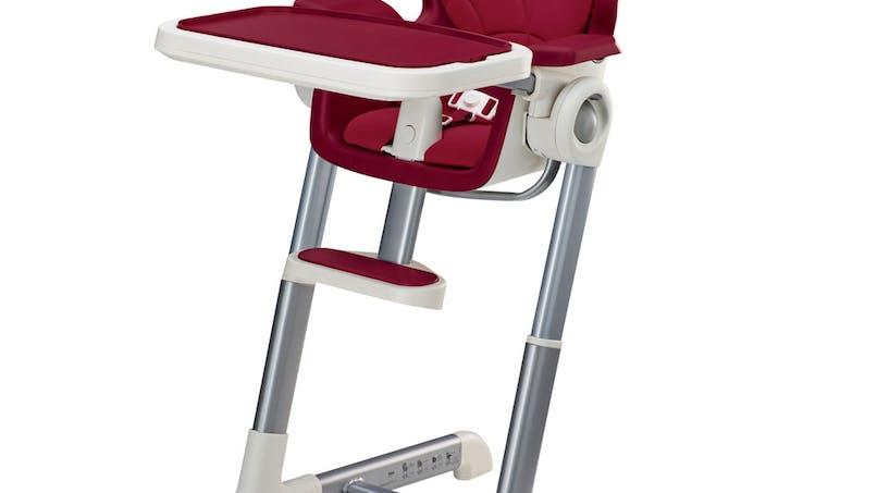 Chaise haute Keyo de Bébé Confort : fonctionnelle