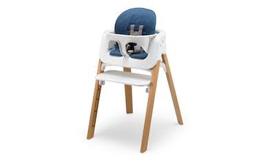 chaise haute steps de stokke la plus volutive. Black Bedroom Furniture Sets. Home Design Ideas