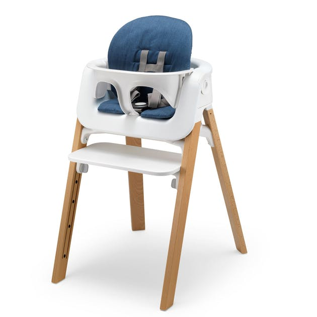 Chaise Haute Steps De Stokke La Plus Evolutive