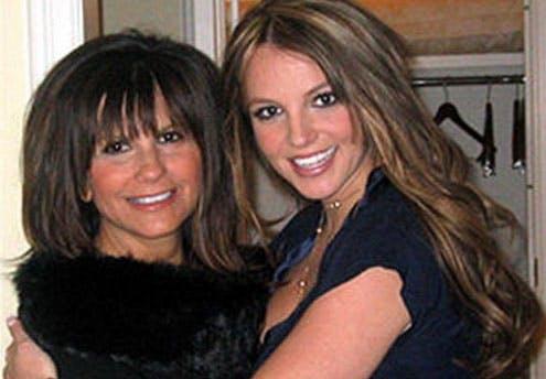 Britney Spears (fête des mères 2014)