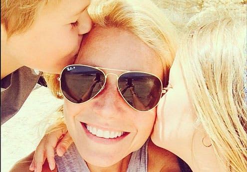 Gwyneth Paltrow (fête des mères 2014)