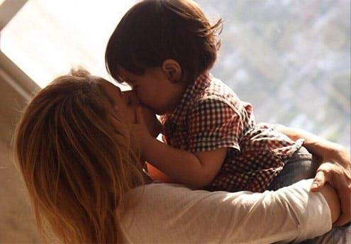 Shakira (fête des mères 2014)
