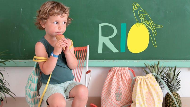 Déco chambres d'enfant : sélection de produits 100%   Brésil
