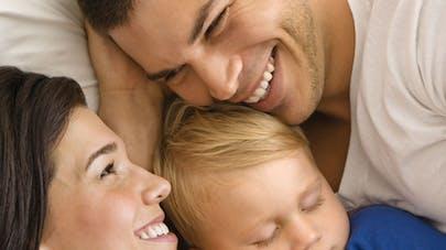 55 % des parents salariés estiment manquer de temps pour  leurs enfants