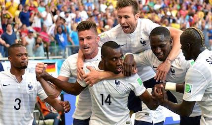 Les prénoms des footballeurs de l'équipe de France