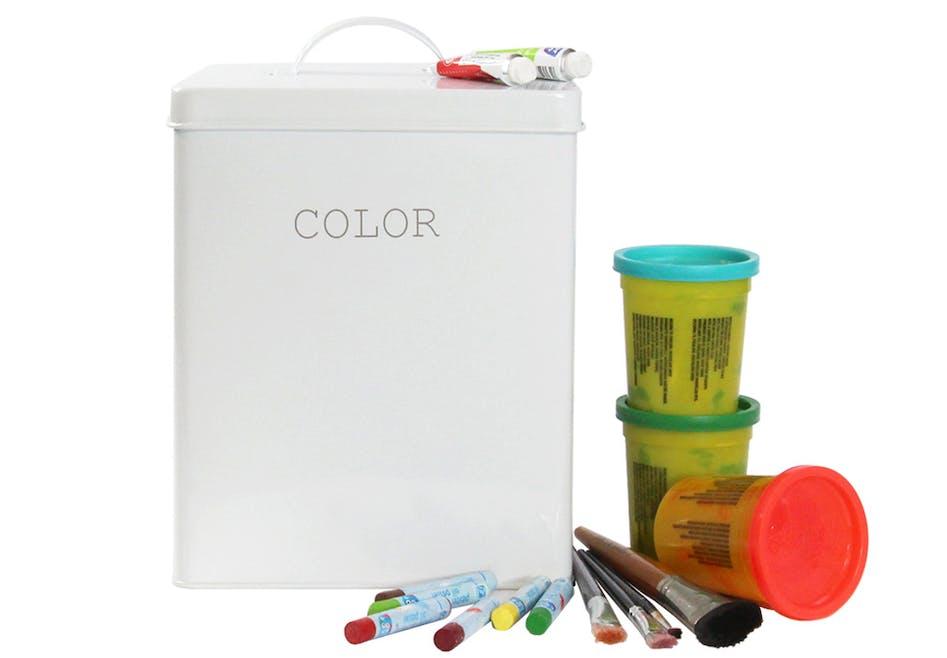 Boîte pour rangement Color