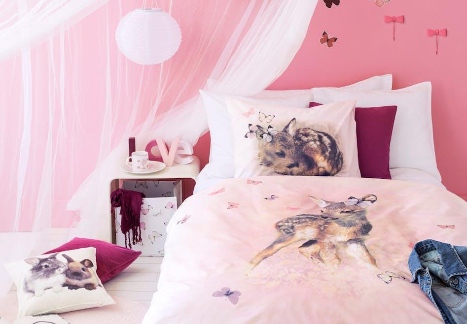 Linge de lit « Bambi »