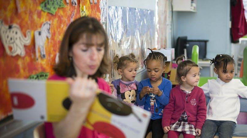 Ecole maternelle : une section sur mesure pour de tout  petits écoliers