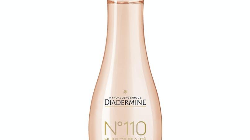 Palmarès soins du corps : Diadermine, huile de beauté         corps n°110