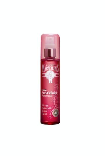 Palmarès soins du corps : Le petit marseillais, huile         anti-cellulite sublimante