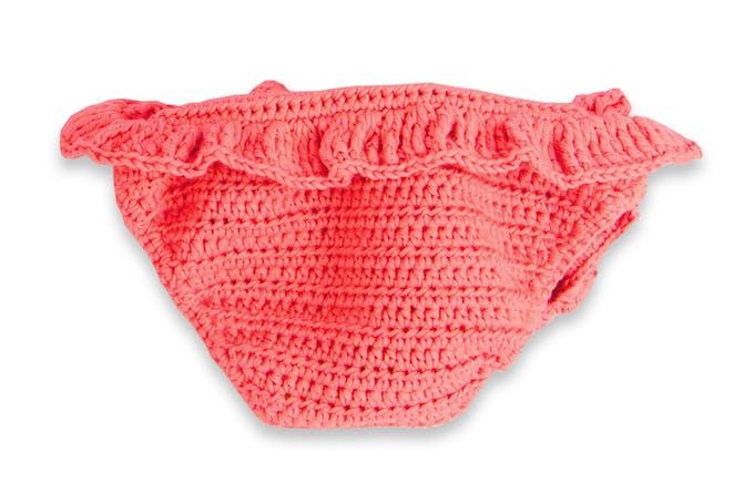 maillot de bain tricot bébé