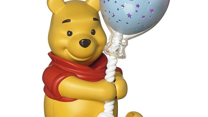 Ballon étoilé Winnie Disney baby de Tomy : la plus   déco