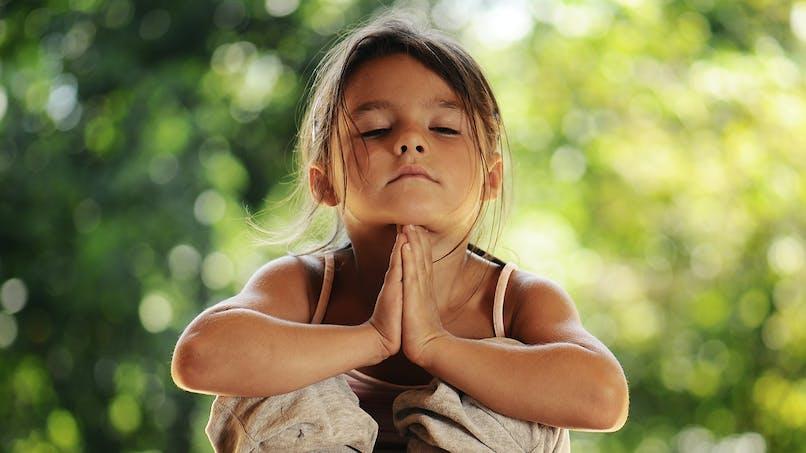 La méditation pour les enfants, c'est tendance et efficace !