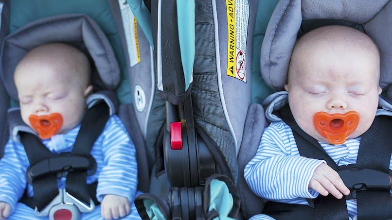 Avec des jumeaux, faut-il tout avoir en double ?