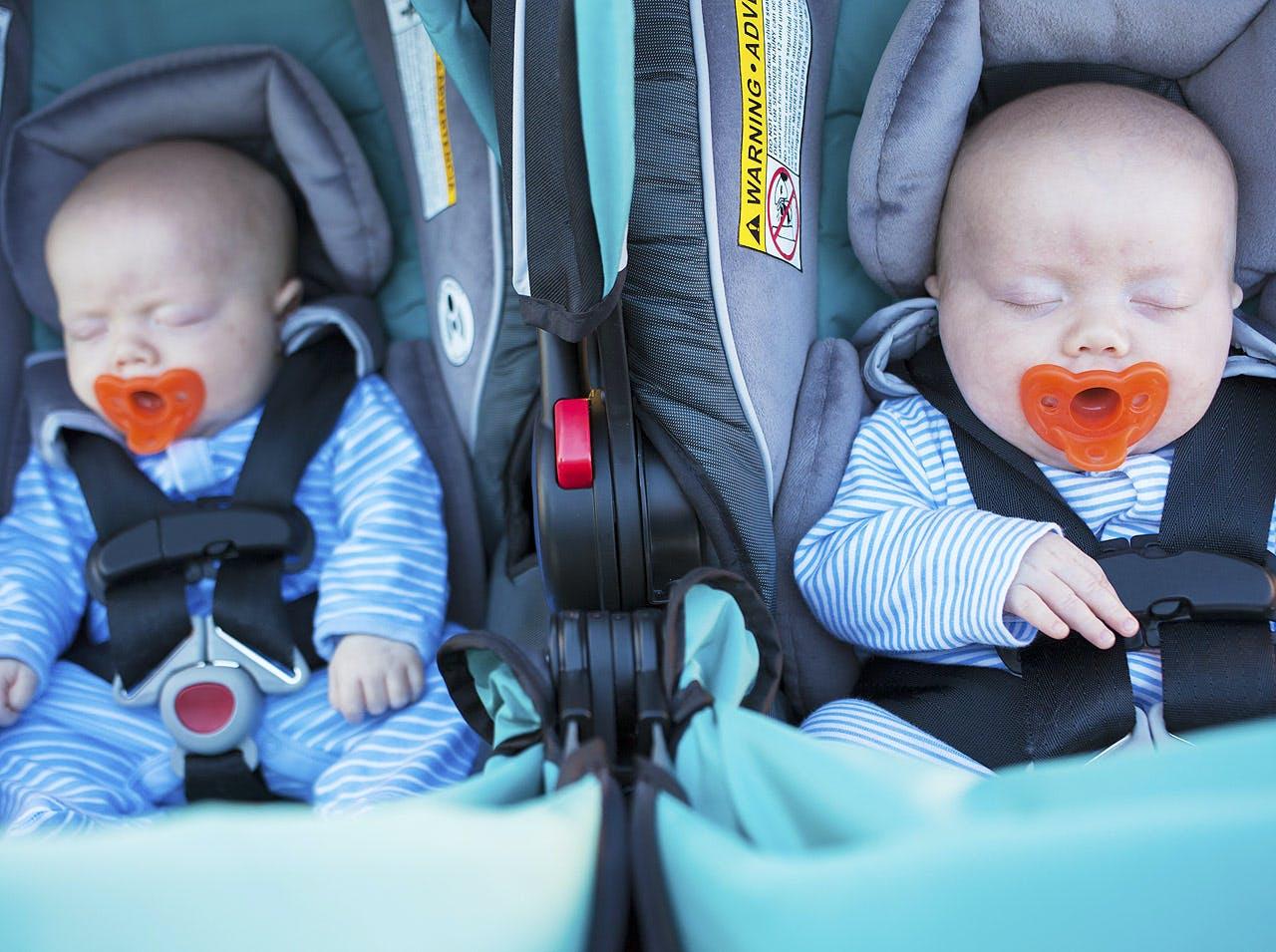 Quel équipement est nécessaire pour accueillir des jumeaux ...