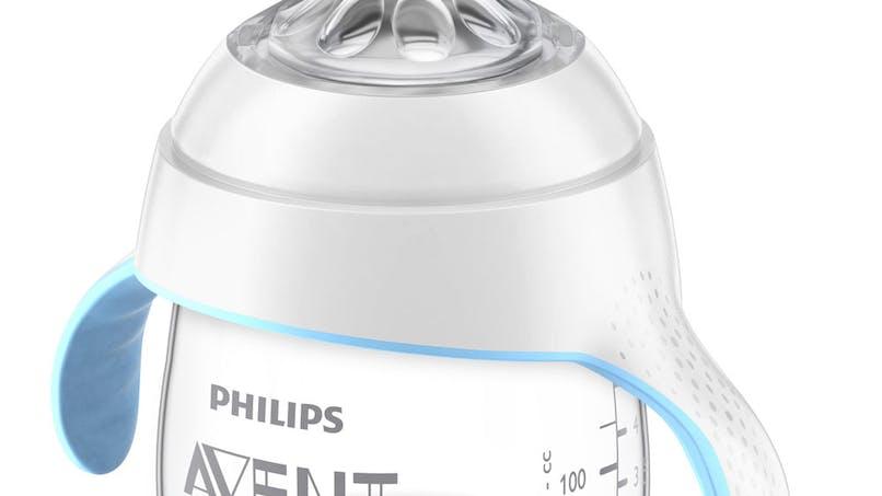 Biberon évolutif Natural de Philips Avent