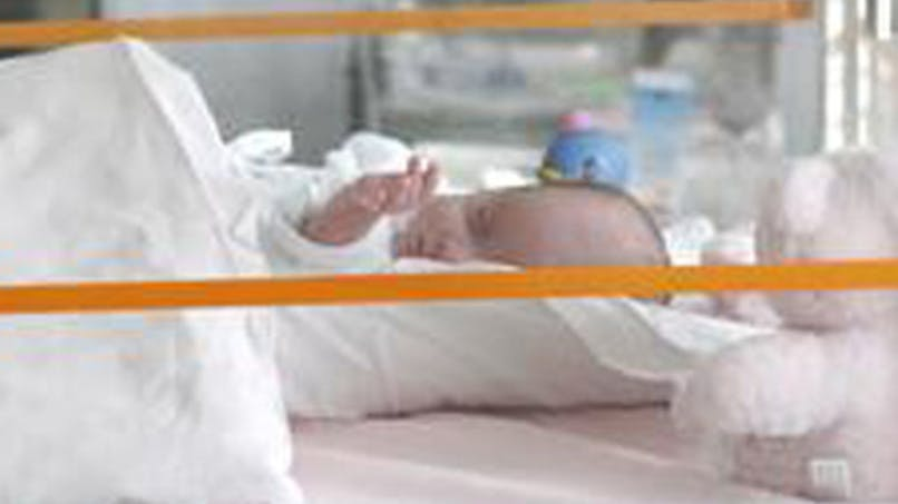 Titouan, le bébé né grand prématuré, est décédé