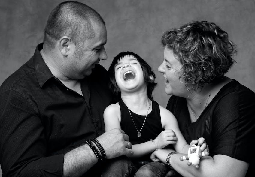 Christophe, Pauline et Isabelle