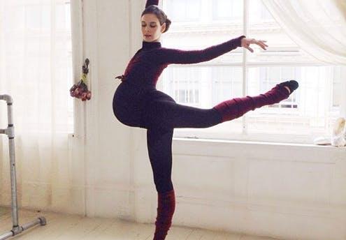 Danser un ballet