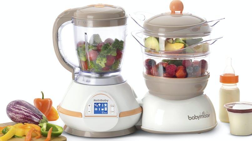 Banc d'essai des baby-robots culinaires