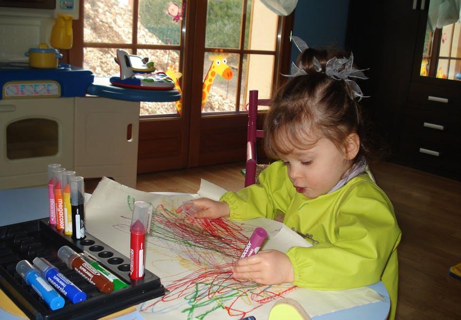 Cléa (2 ans)