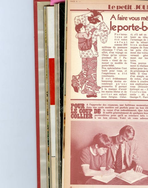 1972 : Leçon de portage