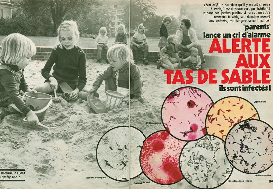 1976 : la guerre aux microbes !