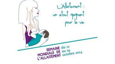 La Grande Tétée lance la Semaine mondiale de l'allaitement  maternel