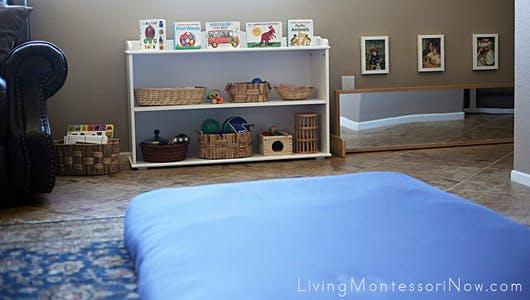montessori am nager une chambre d 39 enfant. Black Bedroom Furniture Sets. Home Design Ideas
