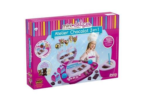 Atelier Chocolat 3 en 1