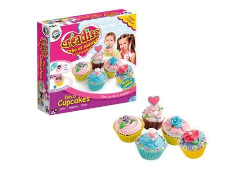 Déco Cupcakes Creadise