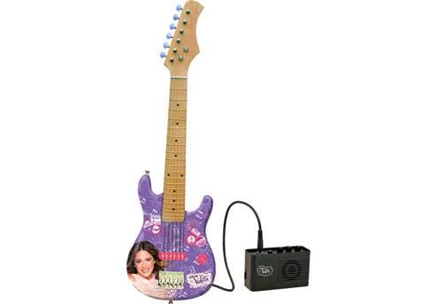 Guitare électrique Violetta