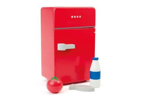 Mini réfrigérateur en bois