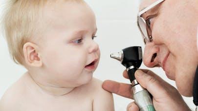 Les otites chez l'enfant pourraient affecter l'audition à   l'âge adulte