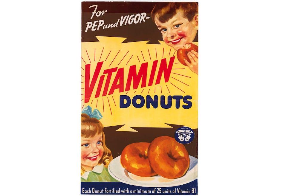 Beignets Vitamin Donuts