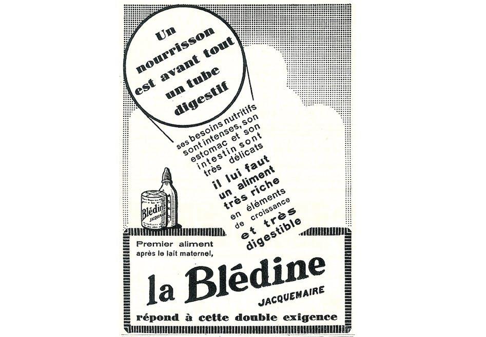 La Blédine Jacquemaire